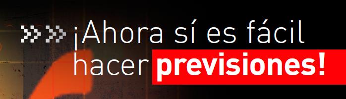 PTA-Pr Previsiones